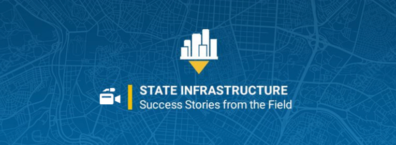 State Infrastructure: Stories from the Field
