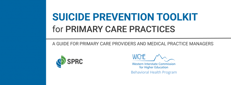 Suicide Prevention Toolkit for Primary Care Practices