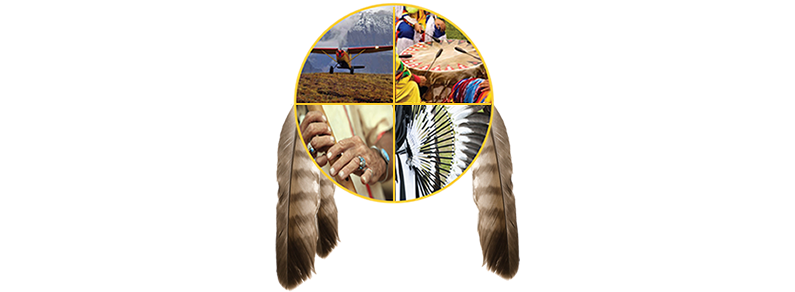 image of a medicine wheel
