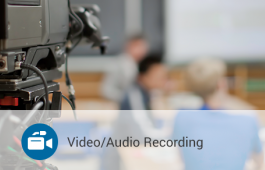 Video Audio Recording